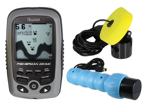 JJ-Connect Fisherman 220 Duo Ice Edition MARK II