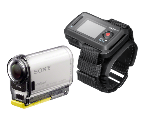 SONY HDR-AS100 VR