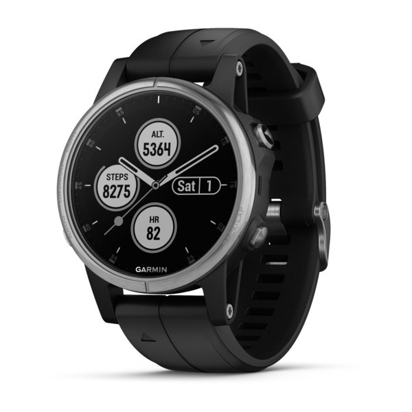Часы Garmin Fenix 5S Plus