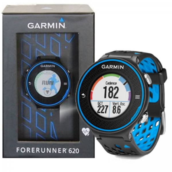 Garmin Forerunner 620 Black-Blue
