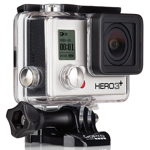 GoPro Hero3+ black CHDMX-302 motorsport