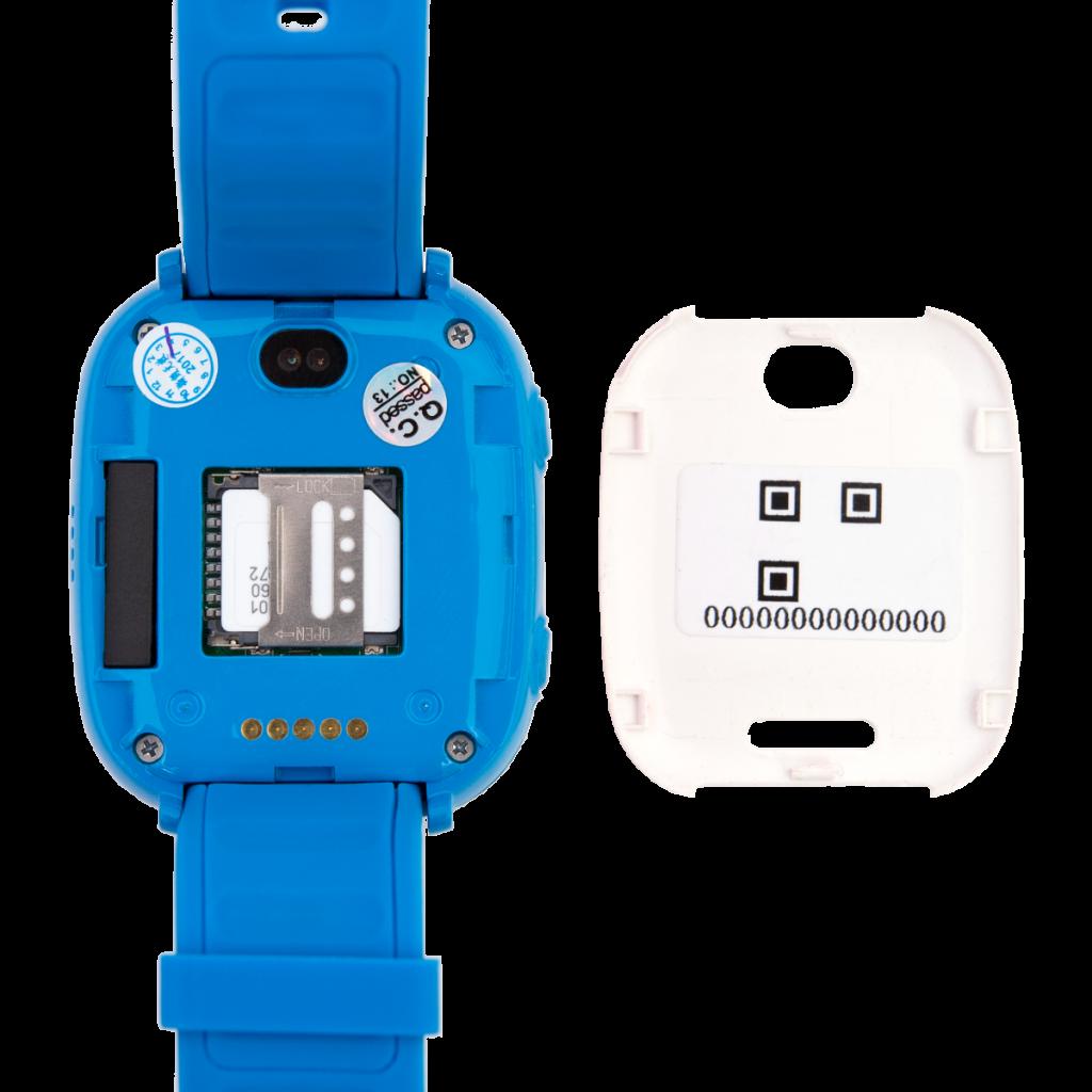 Здесь можно отсылать голосовые на устройство, а также прослушивать пришедшие голосовые послания от своего ребенка.