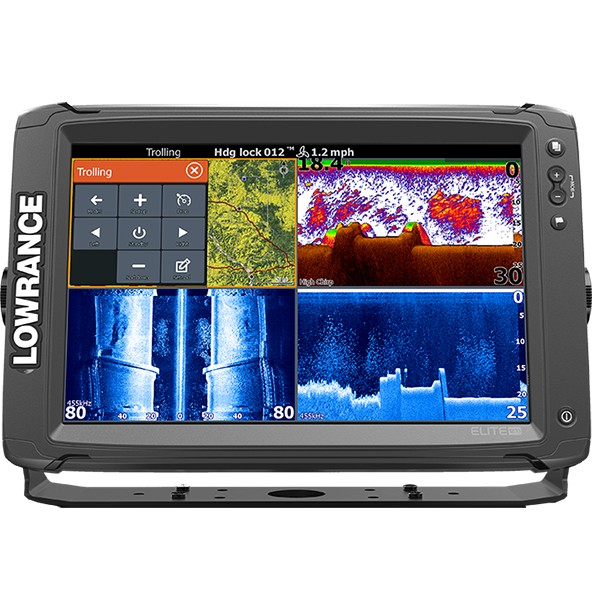 Lowrance Elite-12Ti TotalScan