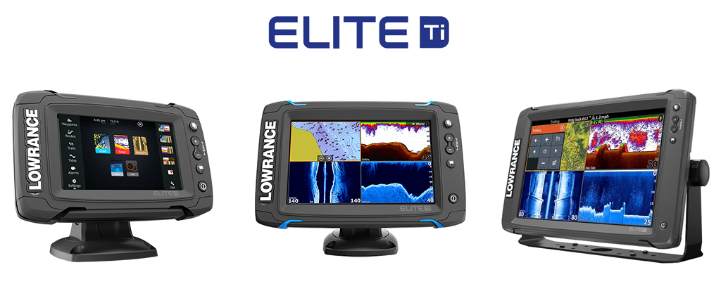 Lowrance Elite TI Series